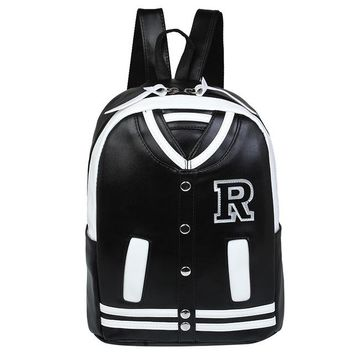University College Backpack New uniform small clothes shoulder bag women mochila  students  Series preppy style teenage girls textbook bagAT_63_4