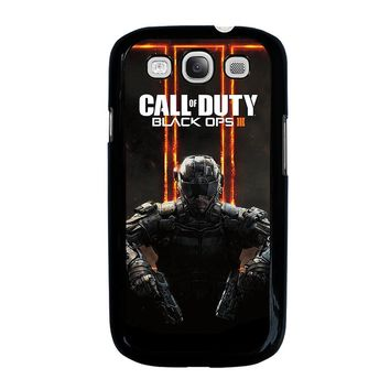 CALL OF DUTY BLACK OPS 3 Samsung Galaxy S3 Case Cover