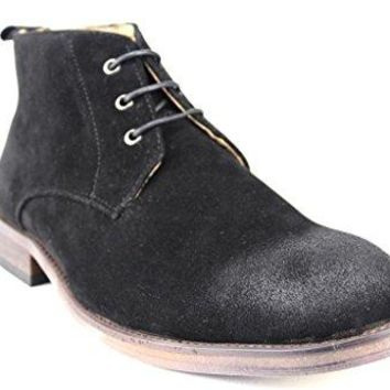 New Mens 18808 Distressed Ombre Toe Desert Chukka Boots