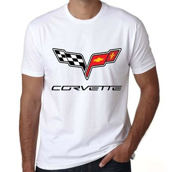 corvette design shirts prints corvette funny high quality