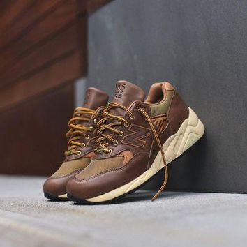 DCCK1IN new balance x danner 585 dark brown