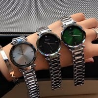 Dior Women Fashion Trend Quartz Movement Wristwatch Watch-2