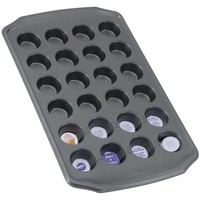 Wilton Bake It Better 24-Cavity Mini Muffin Pan - Walmart.com