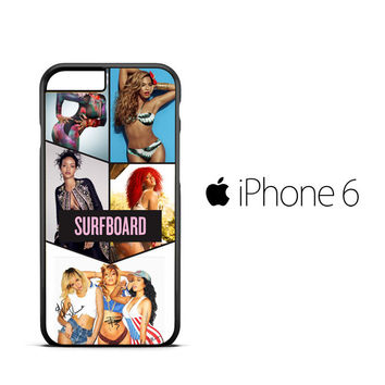 Beyonce Rihanna Nicki Minaj Y2523 iPhone 6 Case