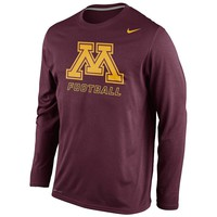 Nike Minnesota Golden Gophers Legend Practice Dri-FIT Performance Tee