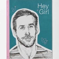Hey Girl Journal- Assorted One