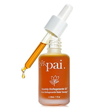 Pai Skincare Rosehip BioRegenerate Oil - Premium CO2 Extracts, Certified Organic, 30ml