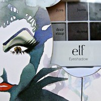 e.l.f. Disney Villains Collection Look Book ~ Maleficent