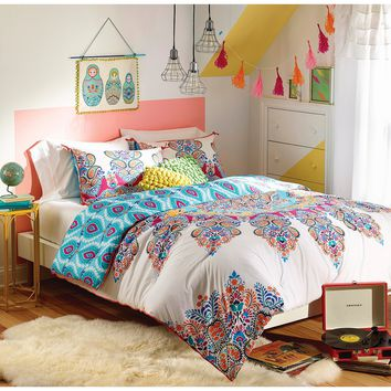 Boho Boutique® Gypsy Rose Comforter Set