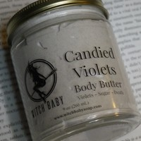 Candied Violets Body Butter