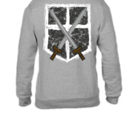 Attack On Titan - Crewneck Sweatshirt