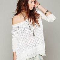 Free People  Clothing Boutique > Windows To My Soul Pullover