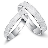925 sterling silver couple rings male Ring tail ring women