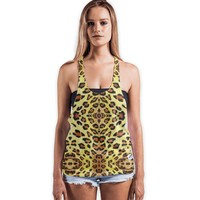 Leopard print pattern Vest by Savousepate from €25.00   miPic