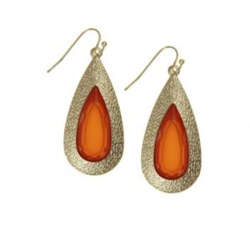 Such a Gem Earrings in Topaz