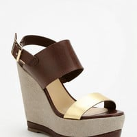 Urban Outfitters - Report Nessa Platform Wedge Sandal