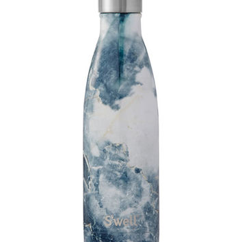 S'well Blue Granite-Print 17-oz. Water Bottle | Neiman Marcus