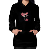 Negan Sluggers The Walking Dead Hoodie (on woman)