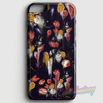 Gothic Floral iPhone 6/6S Case
