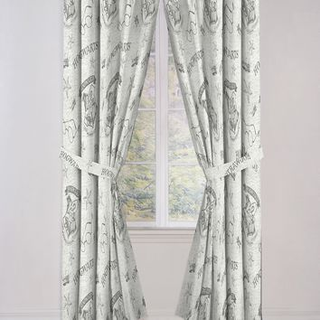 "Harry Potter Spellbound 84"" Curtain/Drapery Set"