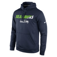 Nike KO Staff Practice (NFL Seahawks) Men's Performance Hoodie