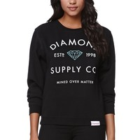 Diamond Supply Co Diamond Crew Fleece