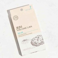 The Face Shop Jeju Volcanic Lava Nose Strips