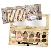 theBalm Nude'Tude Nude Eyeshadow Palette:Amazon:Beauty
