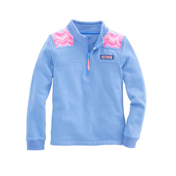 Girls Whale Tail Shep Shirt