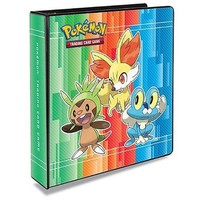 Pokemon X & Y 3-Ring Binder - 2 Inch XY Album (Chespin, Fennekin and Froakie on front, Xerneas and - Walmart.com