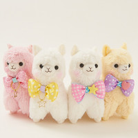 Alpacasso Plushies - Ribbon Collection (Standard)