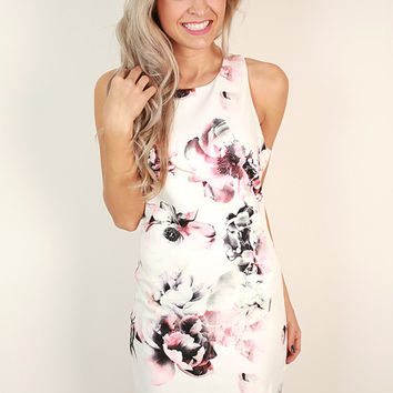 Sweet Harmony Cut Out Dress