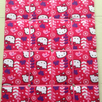 Hello Kitty Memo/Picture Board 16 x 24 pink by EllaTaylorBoutique