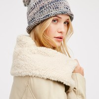 Free People Whole Lotta Love Knit Beanie