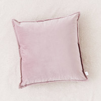 Velvet Throw Pillow | Urban Outfitters