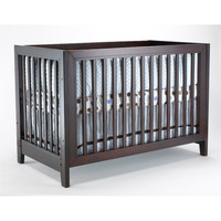 Sorelle Furniture SB2 Jordan Convertible Crib in Espresso