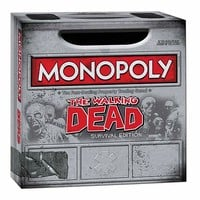 The Walking Dead Monopoly