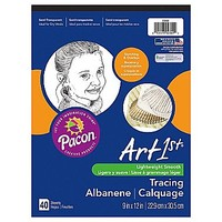 Pacon® Art1st® 9 x 12 Tracing Pad (2369) | Staples