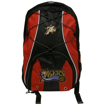 Philadelphia 76ers - Logo Large Backpack