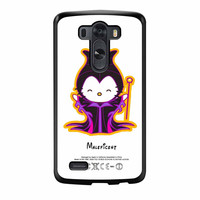 Hello Kitty Love Maleficent Disney LG G3 Case