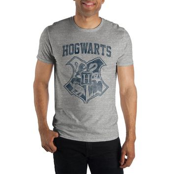 Harry Potter Hogwarts Crest Four Houses Gryffindor  T-Shirt