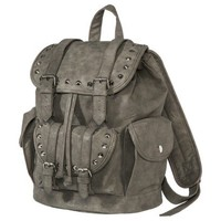 Mossimo Supply Co. Stud Backpack - Gray