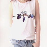 Lana Del Rey Rose Woman Top / Tank Top / Crop Top / Music Shirts