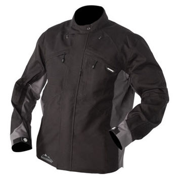 A.R.C. Back Country Foul Weather Jacket XX-Large Black/Grey