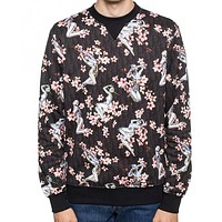 DIOR Fashion Women Men Casual Long Sleeve Print Sweater Pullover Top