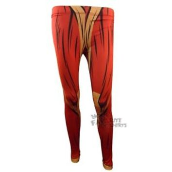 Attack On Titan colossal titan Muscles Anime Costume Licensed Leggings S-XL