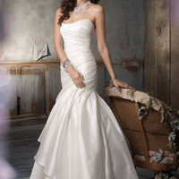 Bridal Gowns, Wedding Dresses by Jim Hjelm - Style jh8103