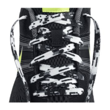 "Nike 45"" Digi Camo Shoelaces (Black)"