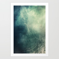 Mystical Roots Art Print by All Is One