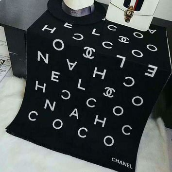 Kalete LV Louis Vuitton Chanel Gucci Autumn Winter Warm Fashion Woman Men Casual  Accessories Cape Scarf Scarves I-TMWJ-XDH
